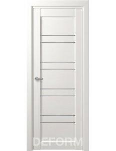 Дверь межкомнатная экошпон Deform D-15