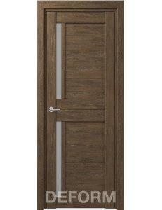 Дверь межкомнатная экошпон Deform D-17