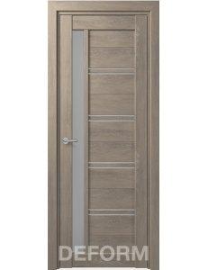 Дверь межкомнатная экошпон Deform D-19