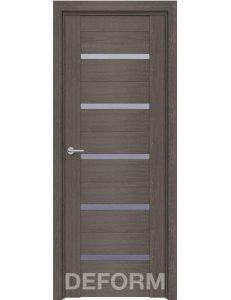 Дверь межкомнатная экошпон Deform D-11