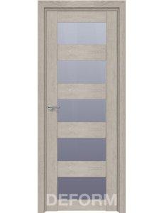 Дверь межкомнатная экошпон Deform D-12
