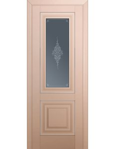 Дверь межкомнатная Profildoors 28U Капучино