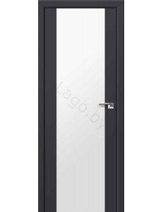Дверь межкомнатная Profildoors 8U Зеркальный триплекс Unilack