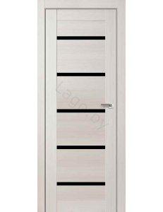 Дверь межкомнатная Profildoors 7x стекло черный триплекс