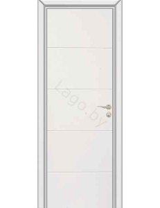 Межкомнатная дверь окрашенная (эмаль) ДГ Граффити 2