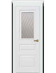 Межкомнатная дверь окрашенная (эмаль) ДГ/ДО Троя