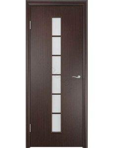 Дверь межкомнатная МДФ Ламинированная ПО С12