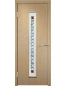 Дверь межкомнатная МДФ Ламинированная ПО С17