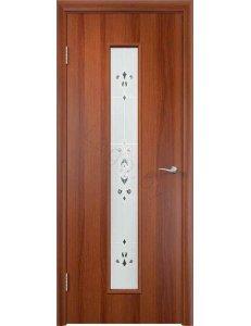Дверь межкомнатная МДФ Ламинированная ПО С21