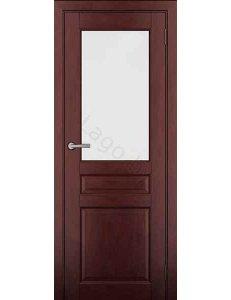 Дверь межкомнатная массив ольхи Бостон ЧО