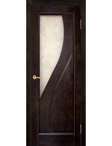 Дверь межкомнатная массив ольхи Дива ДО