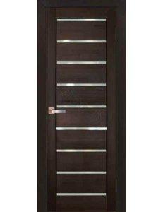 Дверь межкомнатная массив сосны Вудрев Модель №2 ЧО Мателюкс