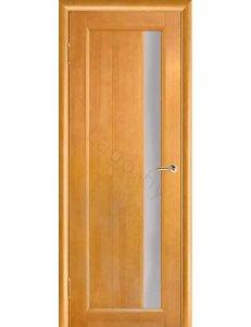 Дверь межкомнатная массив сосны Вилейка Стройдетали ЧО Вега 6