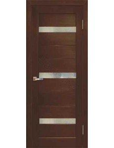 Дверь межкомнатная массив сосны Вудрев  Модель №2 ЧО Кризет