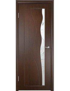 Дверь межкомнатная с ПВХ покрытием ПО Бриз