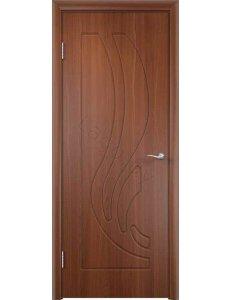 Дверь межкомнатная с ПВХ покрытием ПГ Лиана