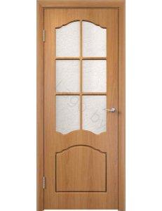 Дверь межкомнатная с ПВХ покрытием ПО Лидия