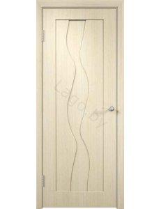 Дверь межкомнатная с ПВХ покрытием ПГ Вираж