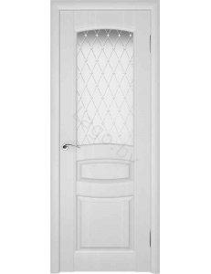 Дверь межкомнатная с ПВХ покрытием Зафлекс ПО Этюд