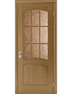 Дверь межкомнатная шпонированная Капри 3 ДО
