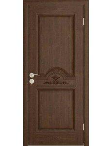 Дверь межкомнатная шпонированная Люкс ДГ