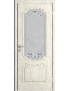 Дверь межкомнатная шпонированная Престиж ДО