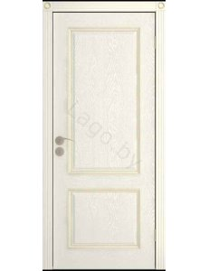 Дверь межкомнатная шпонированная Шервуд 3 ДГ