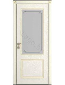 Дверь межкомнатная шпонированная Шервуд 3 ДО