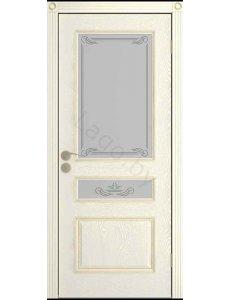 Дверь межкомнатная шпонированная Вена ДО
