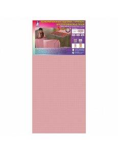 Подложка-гармошка - 1.8 мм для теплых полов (8.4 м2)