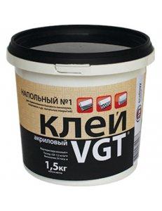 """Клей №1 VGT """"Эконом"""" 1,5кг (РФ)"""