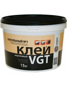 """Клей №1 VGT """"Эконом"""" 15 кг (РФ)"""
