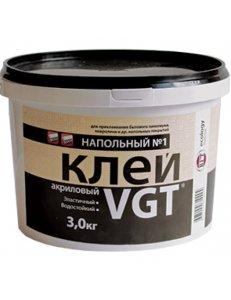 """Клей №1 VGT """"Эконом"""" 3,0кг (РФ)"""