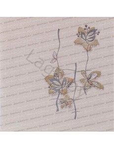 Панель ПВХ Орхидея Серебристая