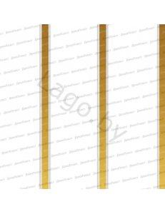 Панель ПВХ Потолочная 3-х секц. Золото
