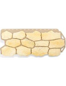Фасадная панель ПВХ Бутовый камень Балтийский