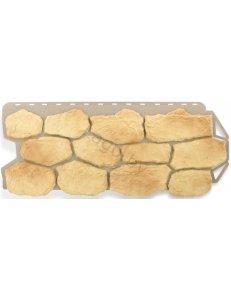 Фасадная панель ПВХ Бутовый камень Греческий
