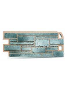 Фасадная панель ПВХ Камень Топаз