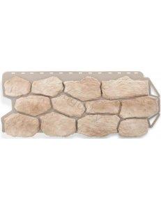 Фасадная панель ПВХ Бутовый камень Нормандский