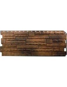 Фасадная панель ПВХ Камень Скалистый Тибет