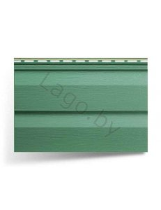 Сайдинг Премиум Зелёный Т-01